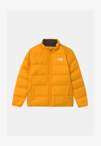 The North Face - REVERSIBLE ANDES UNISEX - Chaqueta de plumas - summit gold - 0