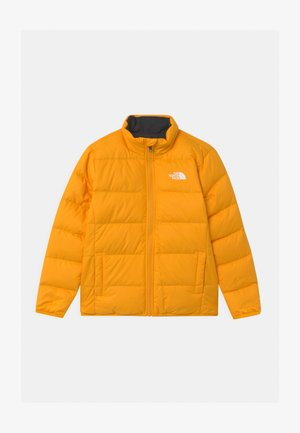 REVERSIBLE ANDES UNISEX - Daunenjacke - summit gold