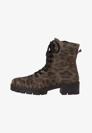 STIEFELETTE - Kotníkové boty na platformě - jaguar