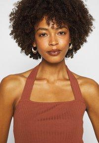 Anna Field - Top - brown - 3