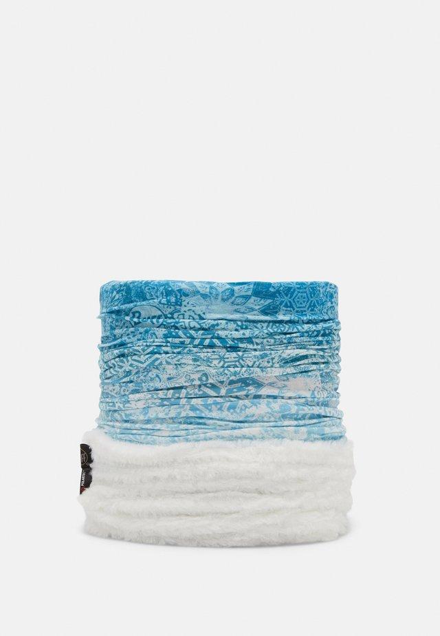 POLAR THERMAL NECKWEAR - Tubehalstørklæder - fairy snow/turquoise