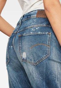 G-Star - BOYFRIEND - Relaxed fit jeans - dark blue - 3