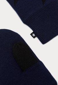 Molo - SNOWFALL - Wanten - ink blue - 3