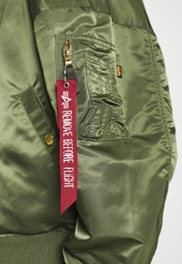Alpha Industries - Bomber Jacket - sage green - 5