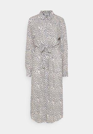 BUNJIN DRESS - Shirt dress - crystal