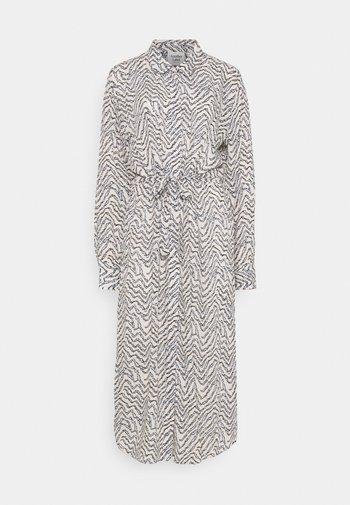 BUNJIN DRESS - Vestido camisero - crystal
