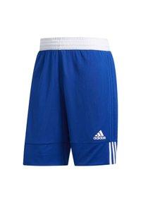 adidas Performance - SPEED REVERSIBLE SHORTS - Sports shorts - blue - 7