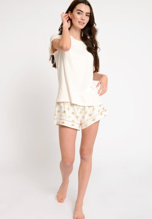 Pyjama set - off-white