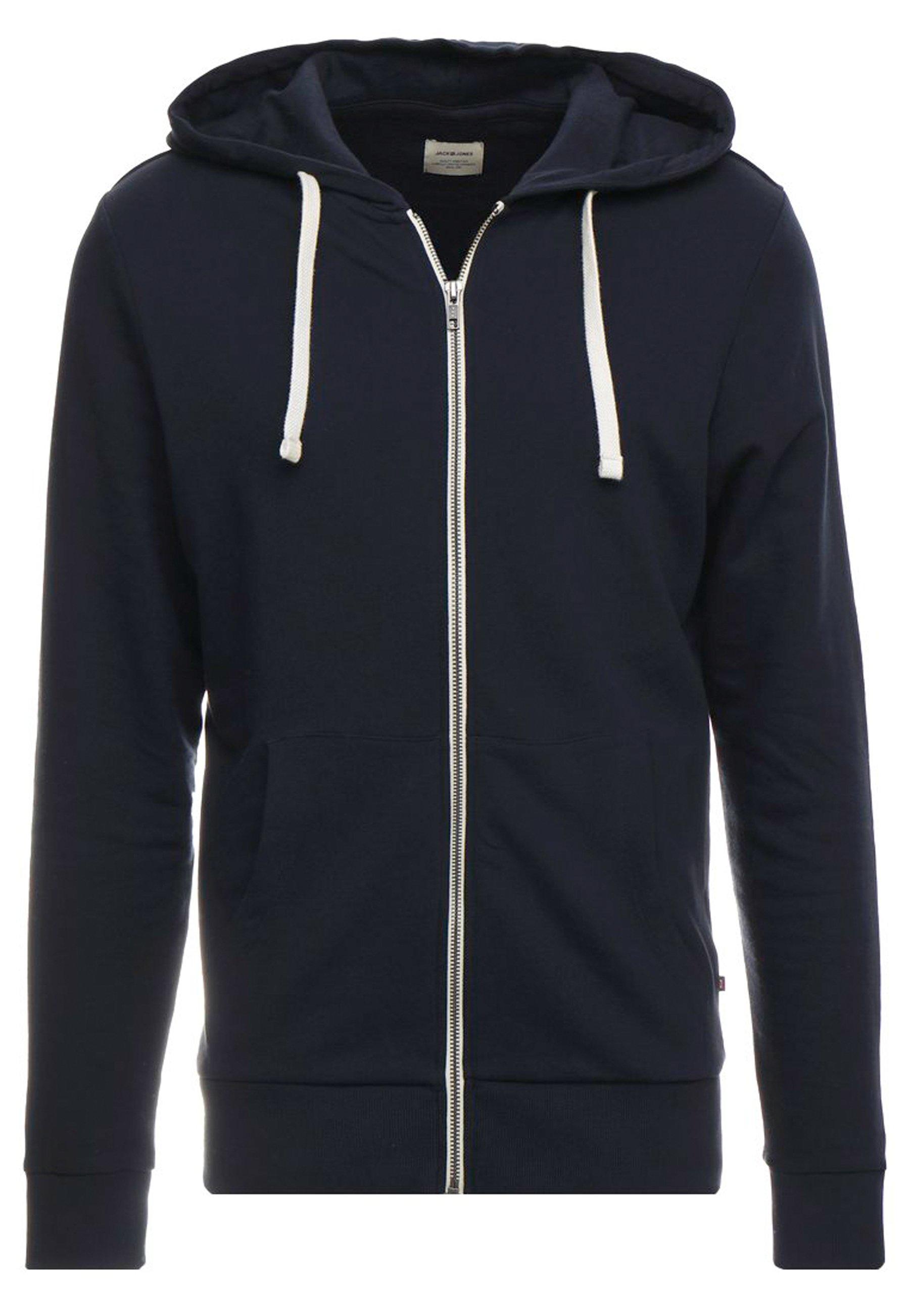 Men JJEHOLMEN - Zip-up sweatshirt
