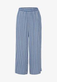 ICHI - Trousers - coronet blue - 4