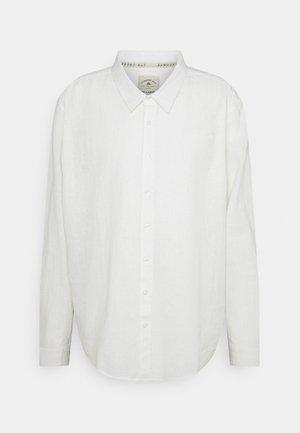 SHIRT BIG & TALL - Overhemd - off white