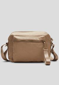 s.Oliver - Across body bag - beige - 4