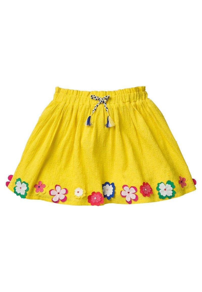 Boden - A-line skirt - Zitronenschalengelb