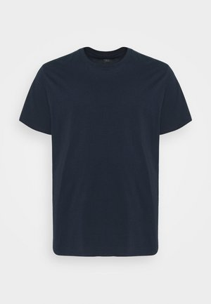 JJEORGANIC TEE O NECK - T-shirt - bas - navy blazer