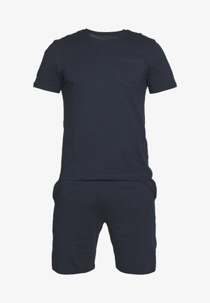 SET - Pyjamas - dark blue