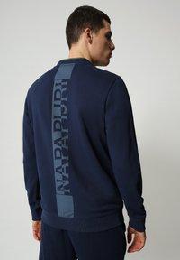 Napapijri - B-SURF CREW - Trui - medieval blue - 2
