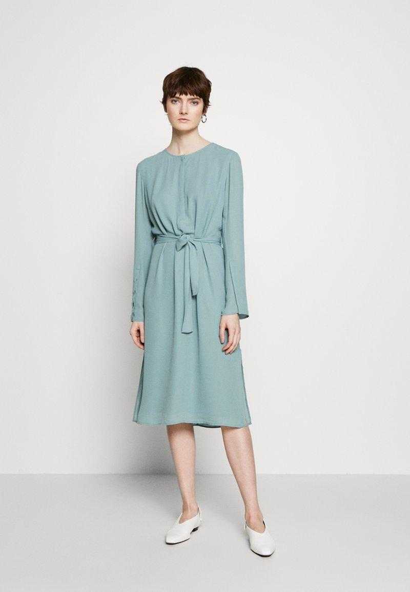 Filippa K - MILLA DRESS - Denní šaty - mint powde