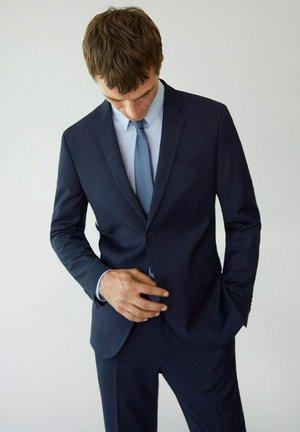 PAULO - Veste de costume - bleu marine foncé