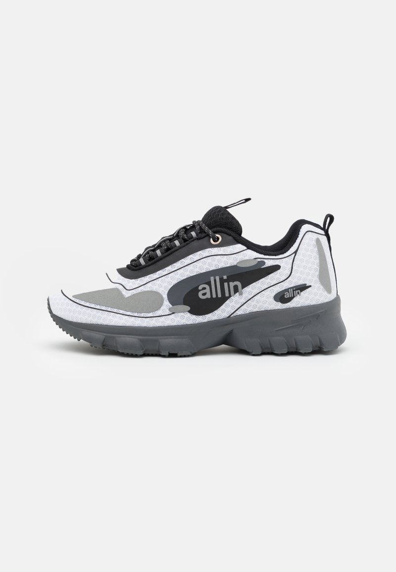 all in - ASTRO UNISEX - Trainers - white
