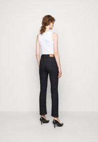 Lauren Ralph Lauren - Straight leg jeans - dark rinse wash - 2