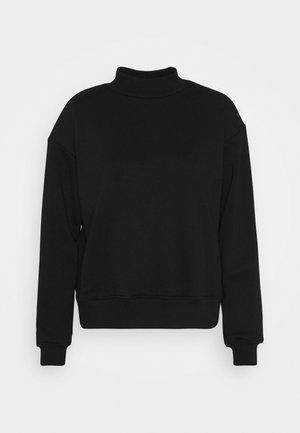 HIGH NECK  - Sweatshirt - black