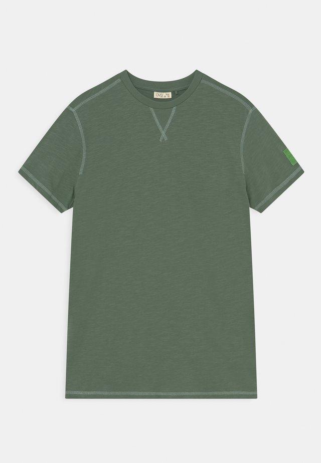 T-shirt basic - laurel wreat