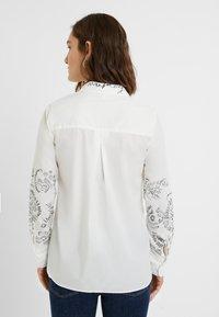 Desigual - CHIARA - Button-down blouse - white - 2