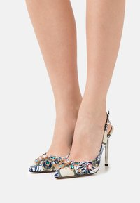 River Island - Tacones - white bright - 0