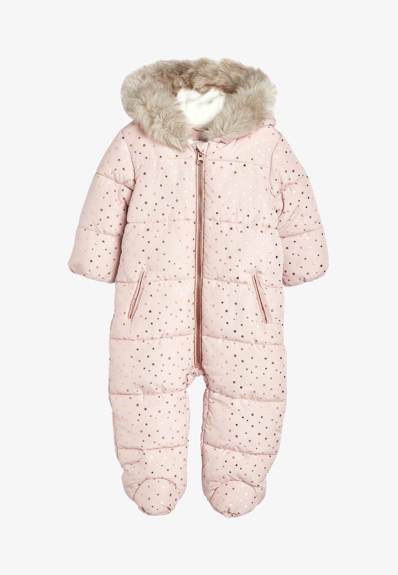 Next - Talvihaalari - pink