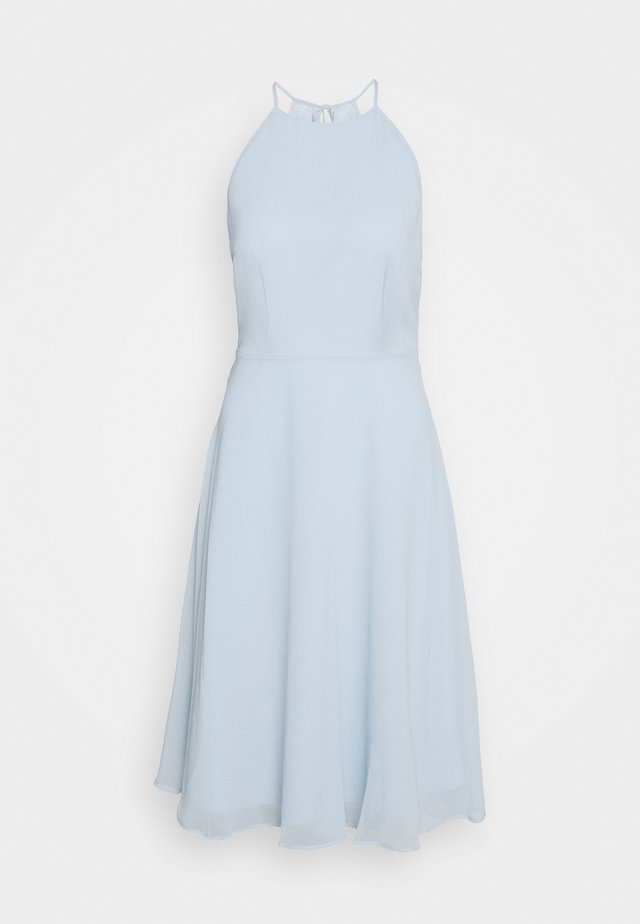 Cocktailkjole - pastel blue