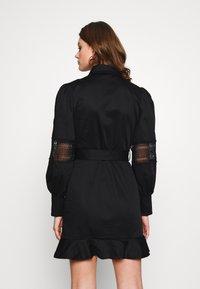 River Island - Košilové šaty - black - 2