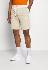 Nike Sportswear - MIX - Shorts - grain/coconut milk/ice silver/white - 0