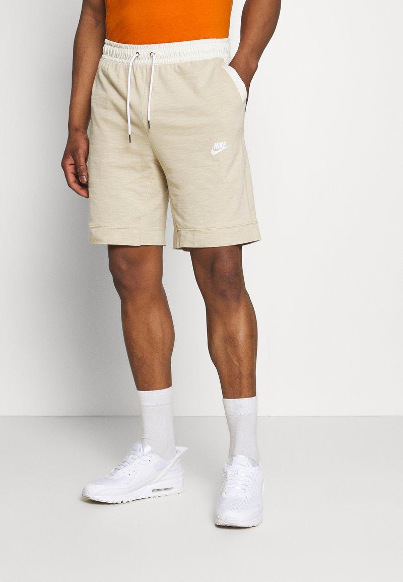 Nike Sportswear - MIX - Shorts - grain/coconut milk/ice silver/white
