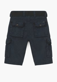 Cars Jeans - KIDS DURRAS - Pantaloni cargo - navy - 1