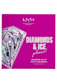 Nyx Professional Makeup - DIAMOND HIGHLIGHTING - Face palette - - - 1