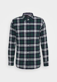 Jack & Jones - JJEWILL CHECK SHIRT  - Shirt - olive night - 5