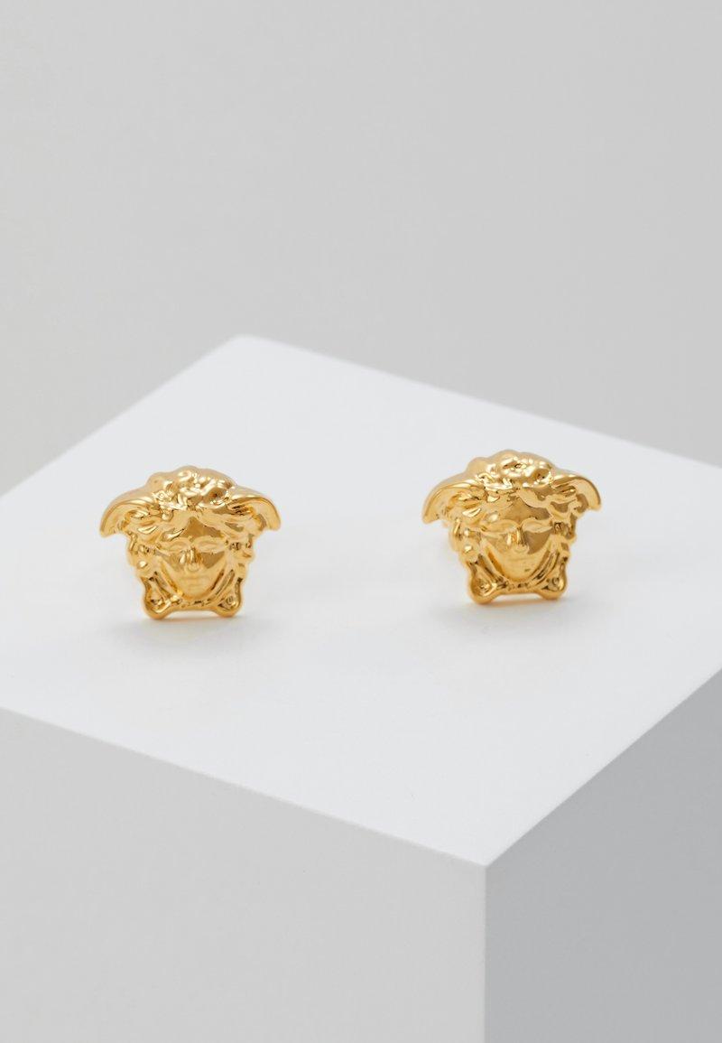 Versace - Earrings - oro caldo