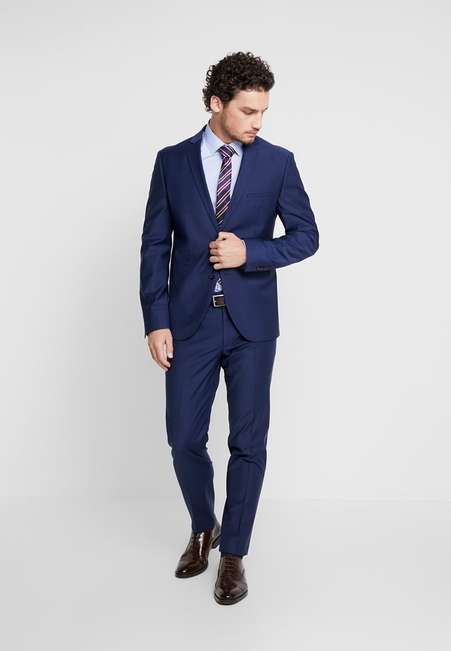 CIFARO - Dress - italian blue