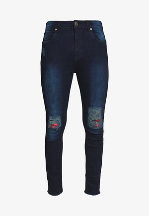 DOGO - Slim fit jeans - indigo blue