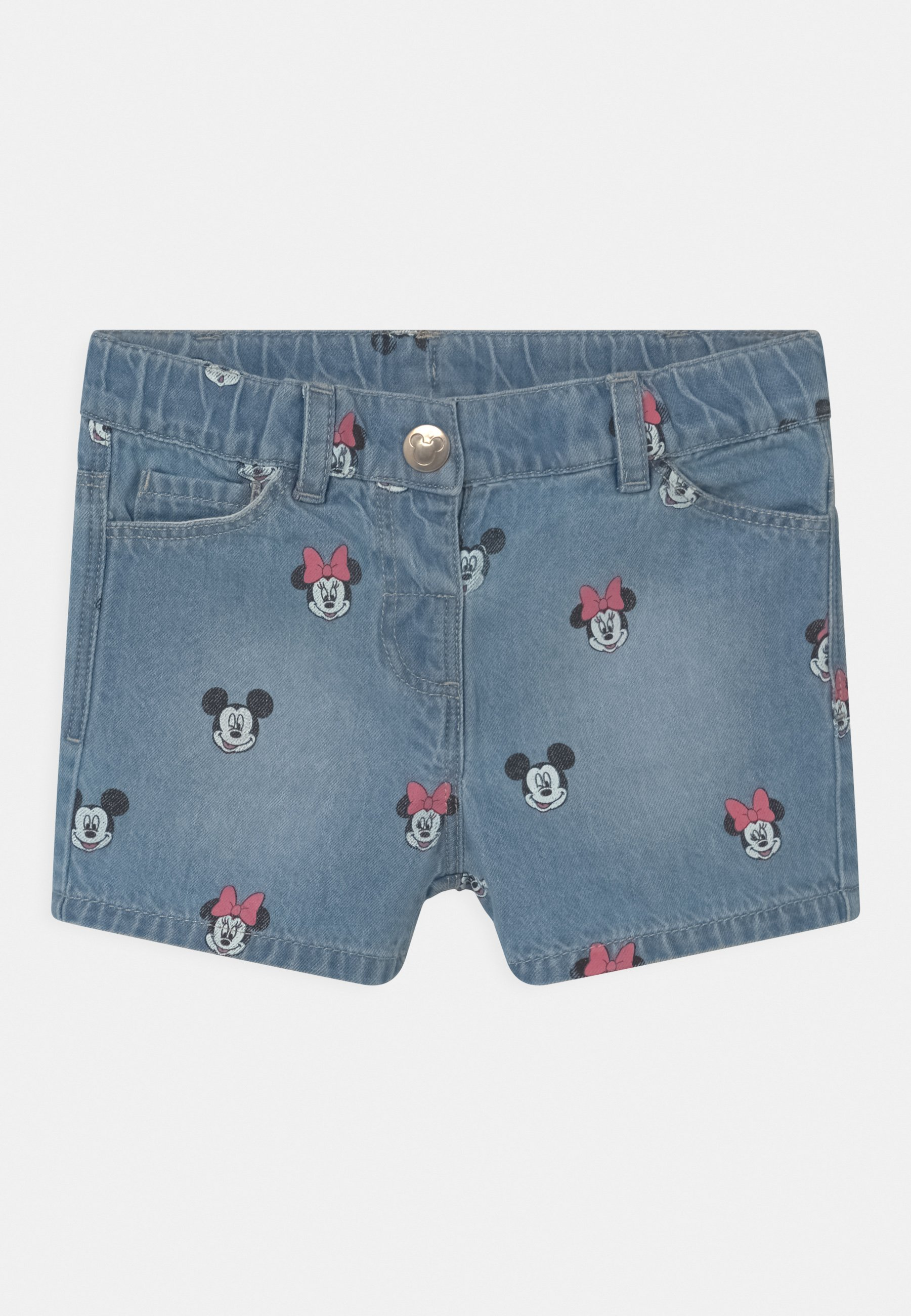Kids MINNIE - Denim shorts