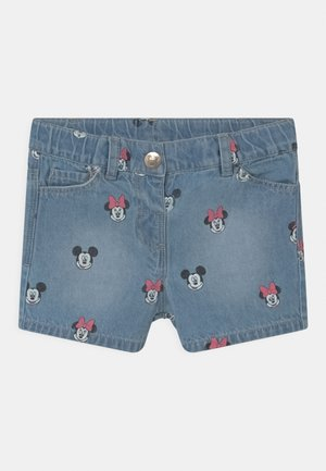 MINNIE - Jeansshort - denim