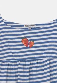 Lemon Beret - GIRLS  - Jersey dress - blue yonder - 2