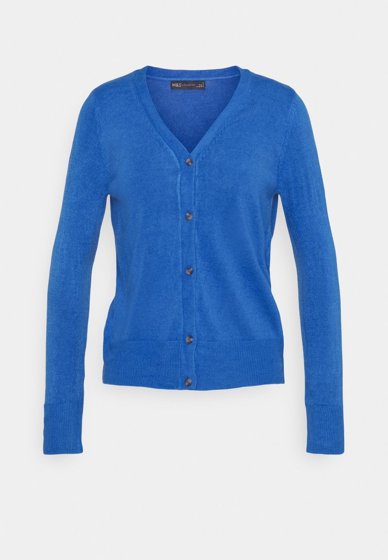 Marks & Spencer London - CARDI - Cardigan - blue