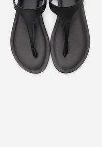 Zign - Sandalias de dedo - black - 5