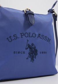 U.S. Polo Assn. - PATTERSON - Across body bag - blue - 5