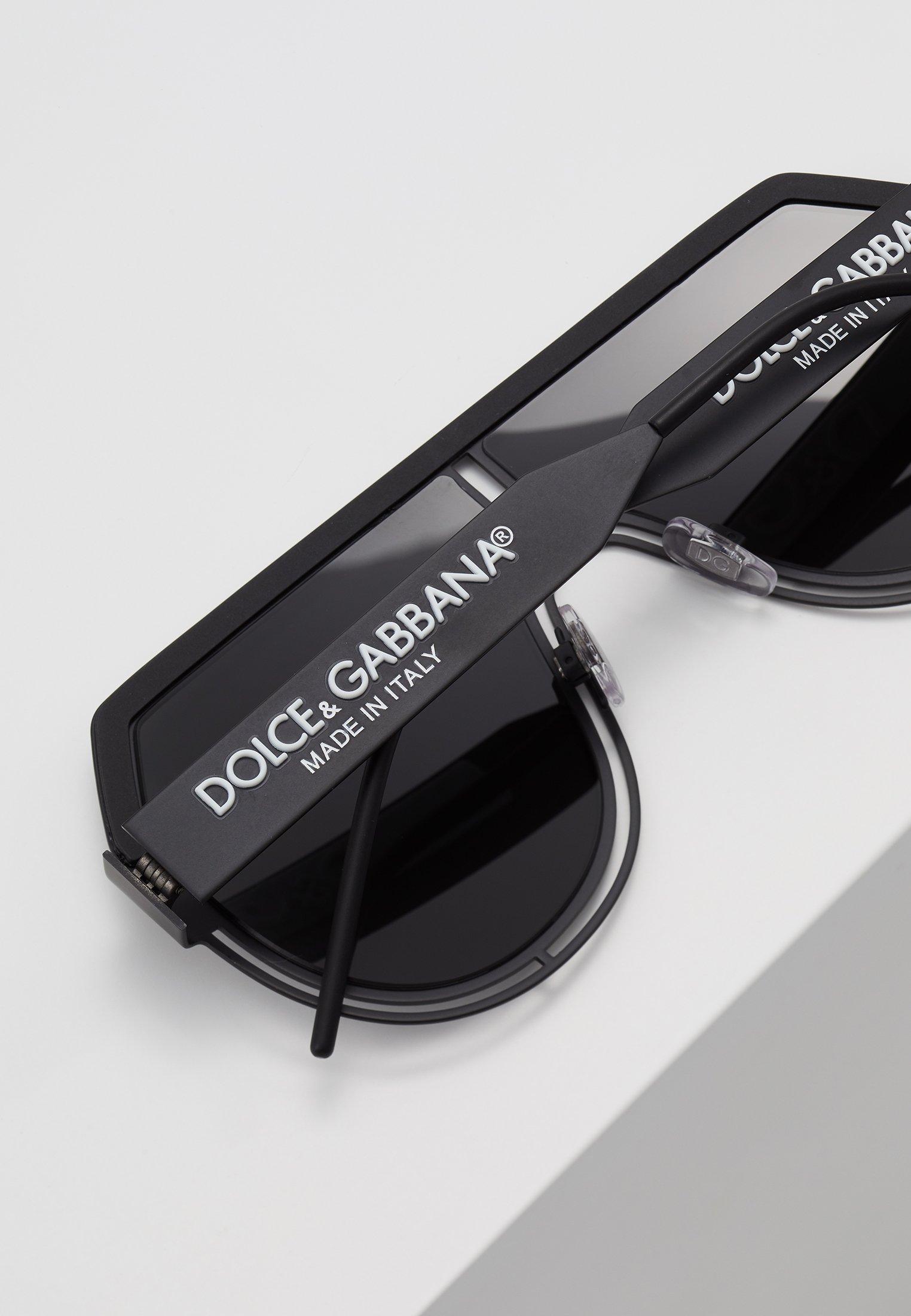 DolceGabbana Sonnenbrille - matte black/schwarz - Herrenaccessoires GlR72