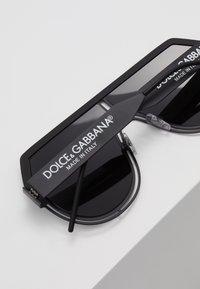 Dolce&Gabbana - Solglasögon - matte black - 4