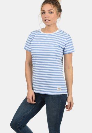 MAYA - Print T-shirt - sky blue