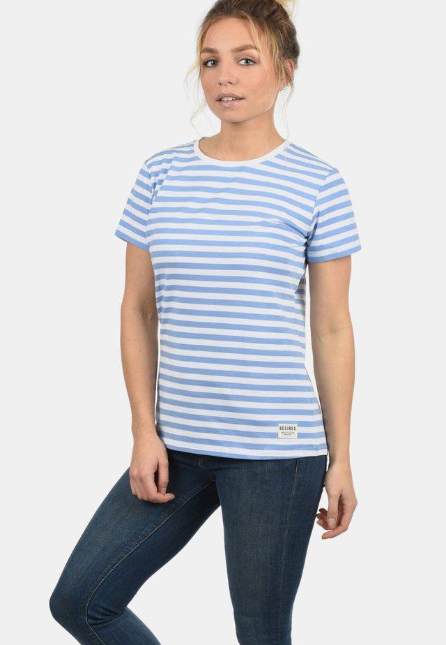 MAYA - T-shirt print - sky blue
