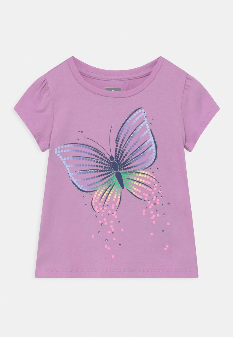 GAP - TODDLER GIRL  - Print T-shirt - purple